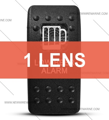 Contura II Low Beer Alarm Switch Cover