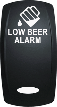 Low Beer Alarm