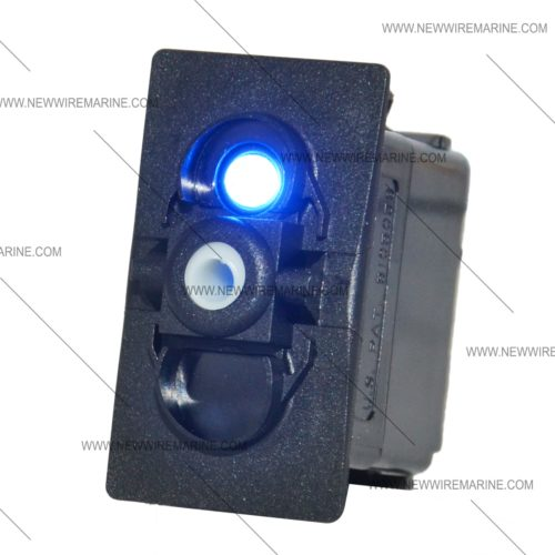 Carling V2D1 - VLD1 blue LED rocker switch